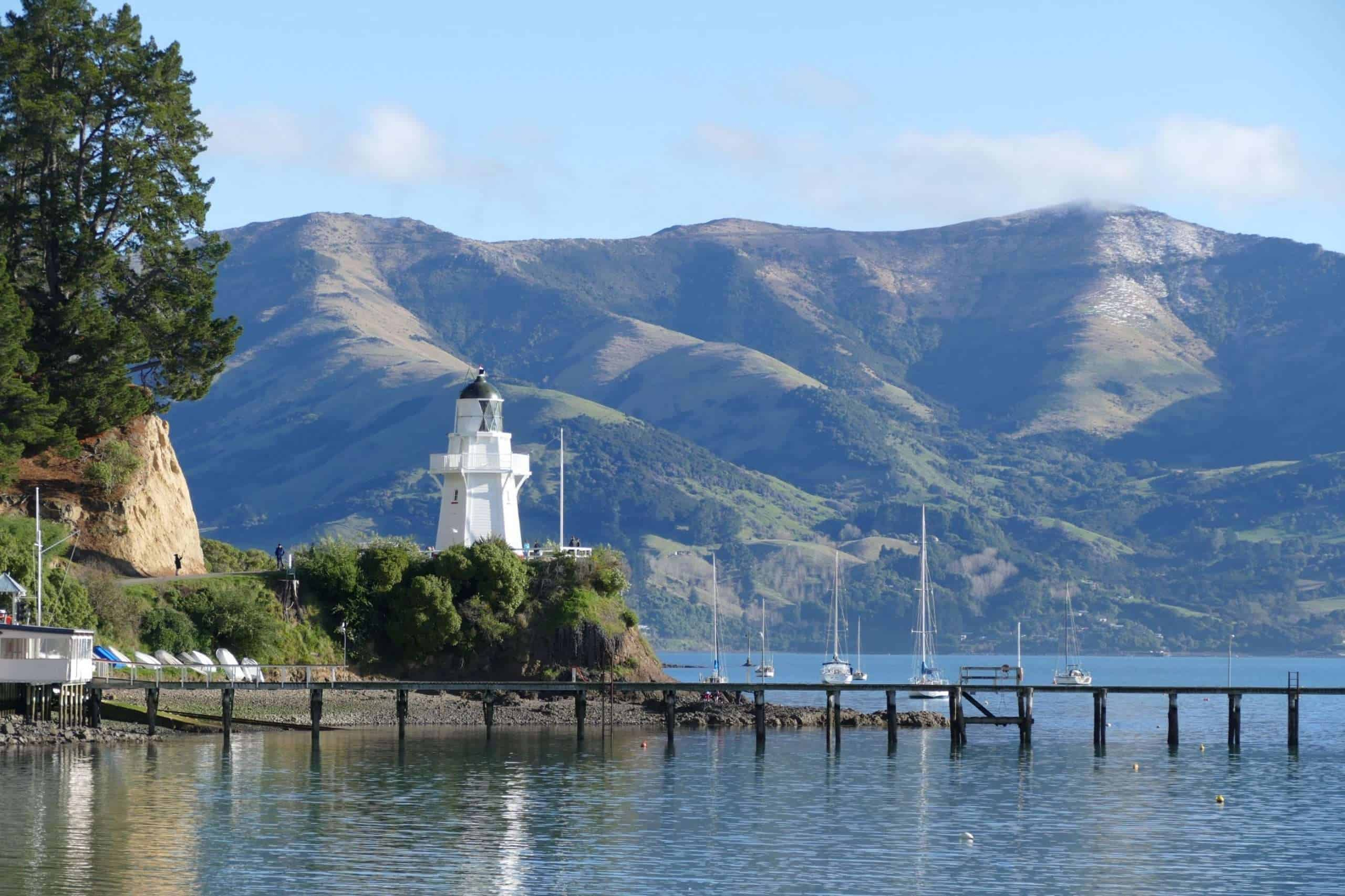 Holland America Best New Akaroa Shore Excursion