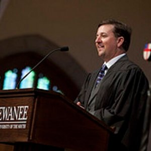 Dean Hartman speaking