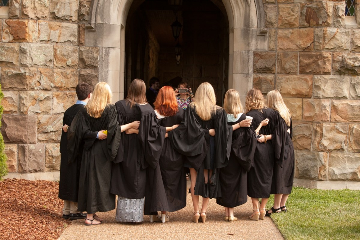 Breaking down the gown: discussing one of Sewanee's most notable traditions