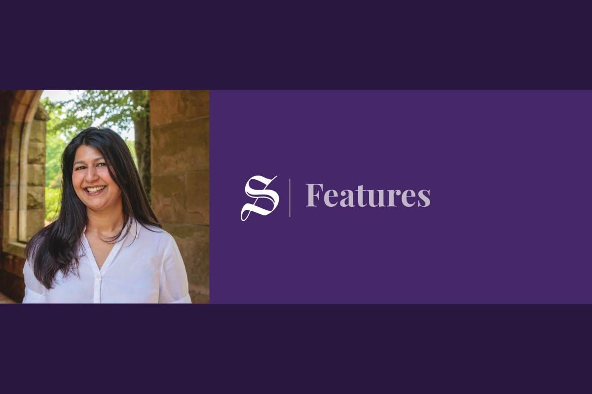 Professor Spotlight: Dr. Maha Jafri