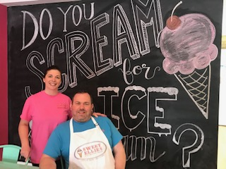 New Cowan ice cream shop offers fun and sweet treats