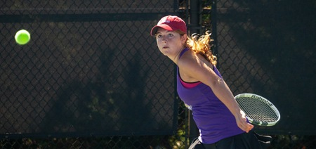 Men's and Women's Tennis Finish Impressive Weekend