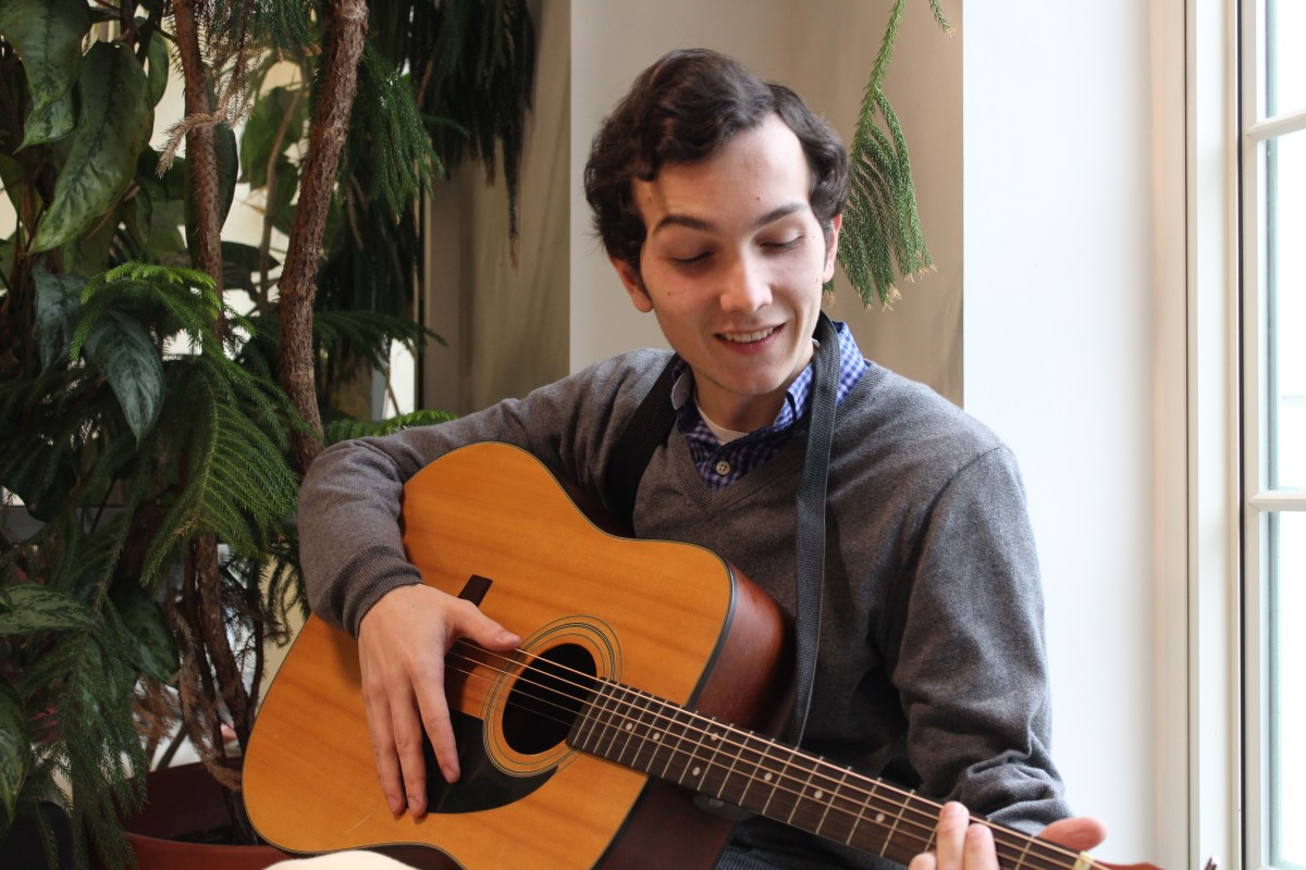 Variety, joy, and family highlight musician's eclectic talents