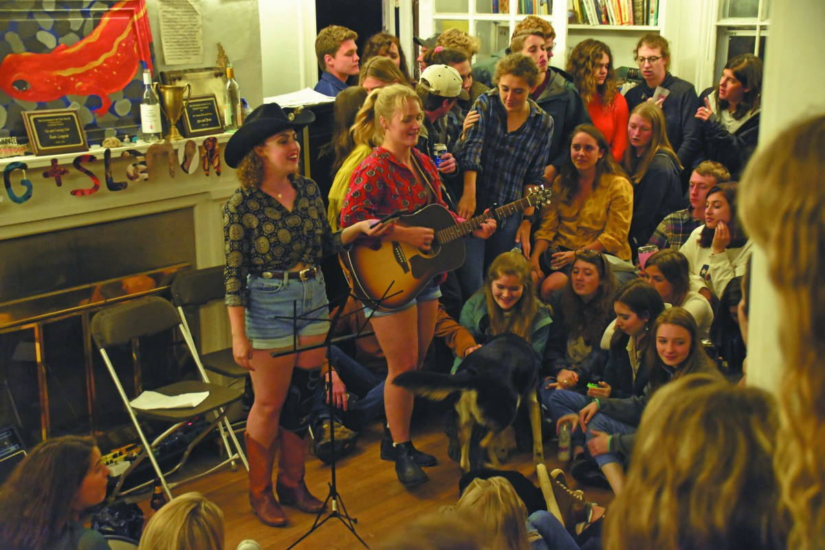 "Tenth annual ""Leg and Salmon"" fills the Greenhouse with talent"