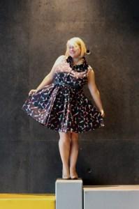 Jenny Cashmerette Dress