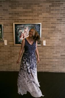 Carolyn Datura Dress