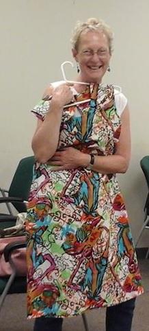 I love my new Jeltje dress