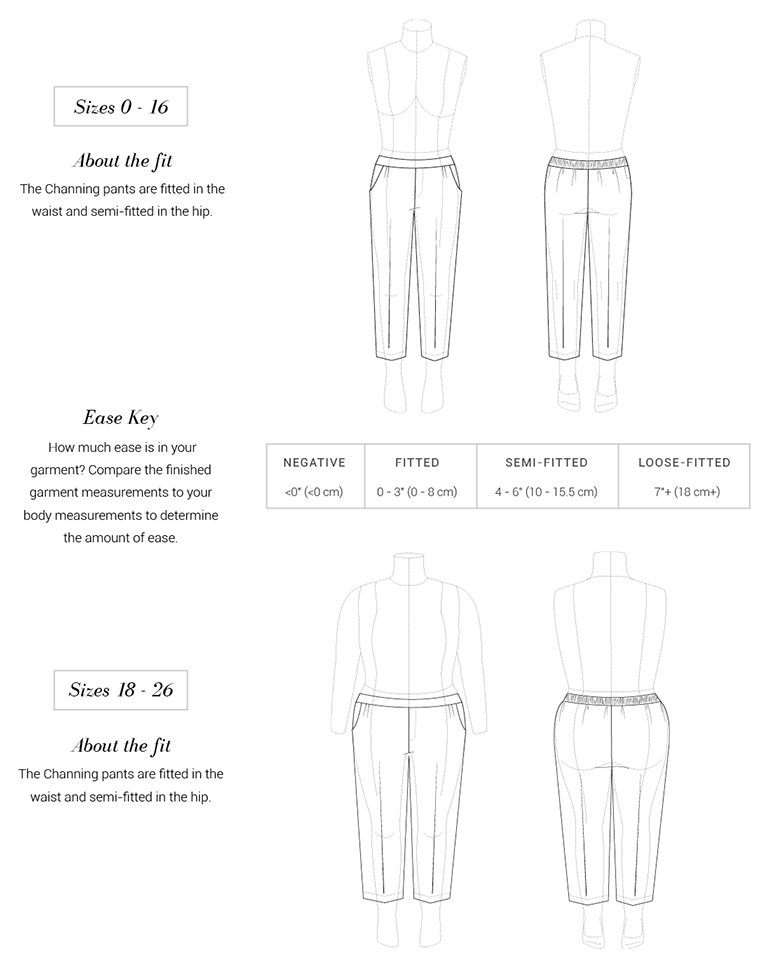seamwork fit guide