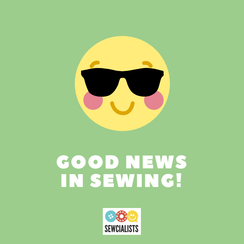 Good News in Sewing graphic
