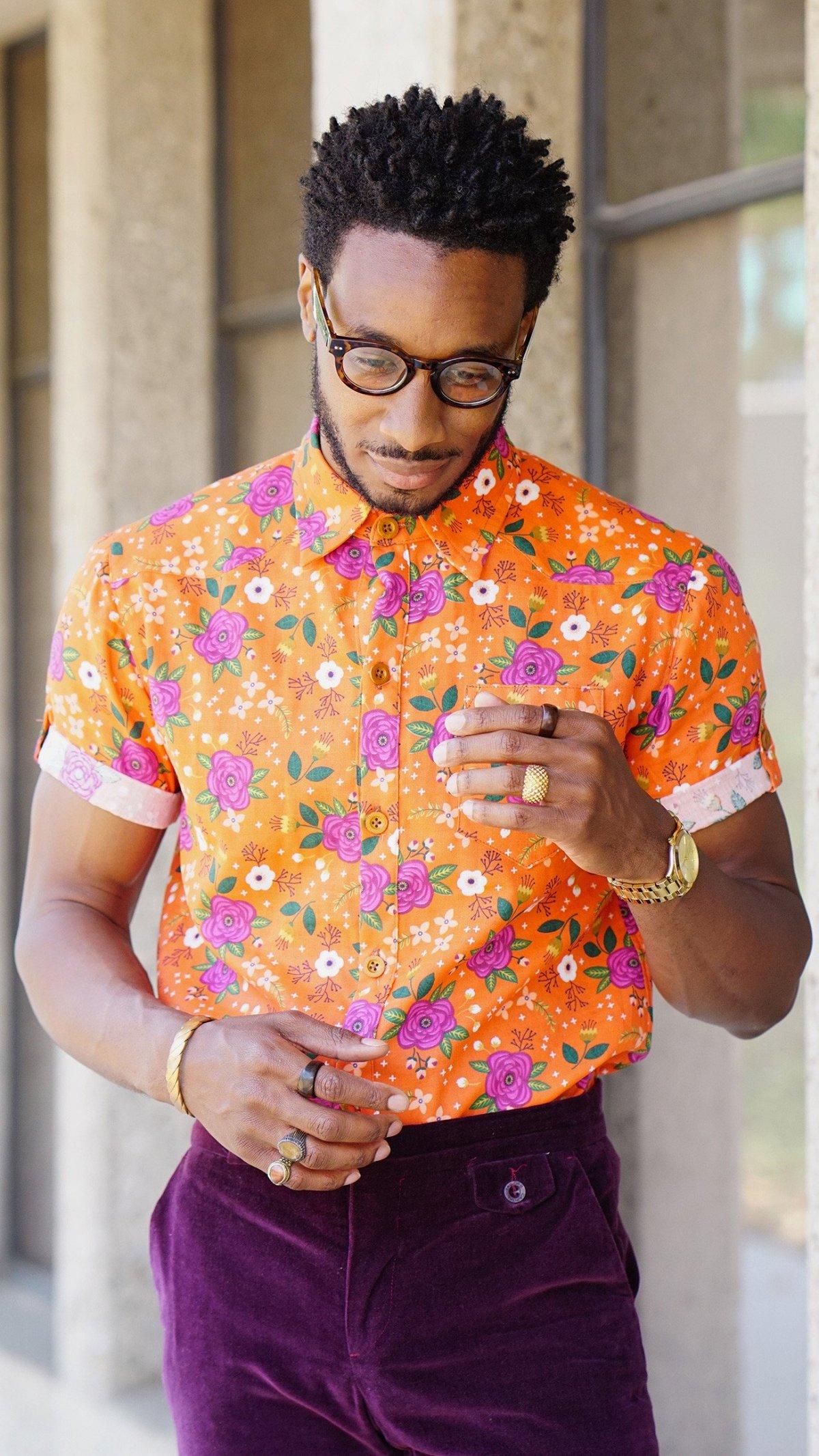 mens-shirt-pattern - Gosling