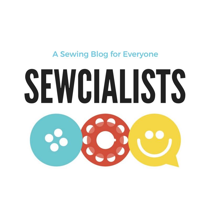 Logo for Sewcialists.