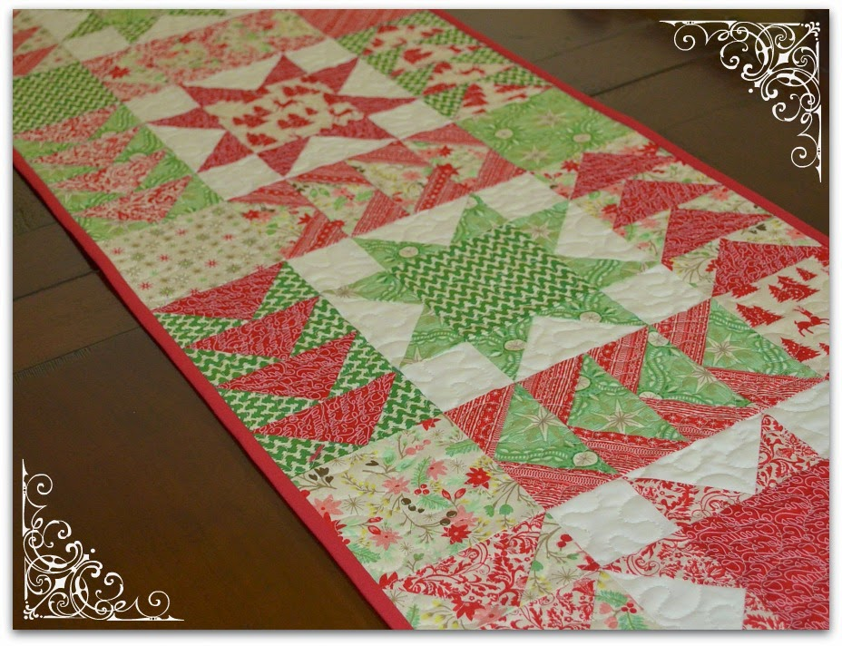 The Sewing Chick Christmas In July Table Runner Tutorial Gorgeous Christmas Table Runner Patterns