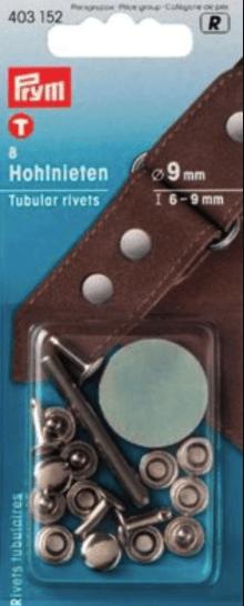 Prym holnieten 6-9 mm