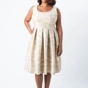 + size: Upton jurk