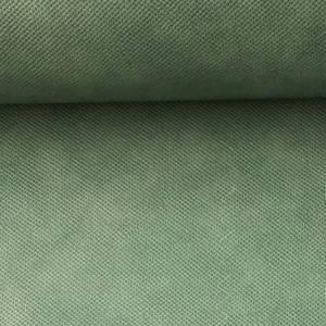 Mint groen kunstleder- tassenstof