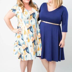 + size: Turner jurk