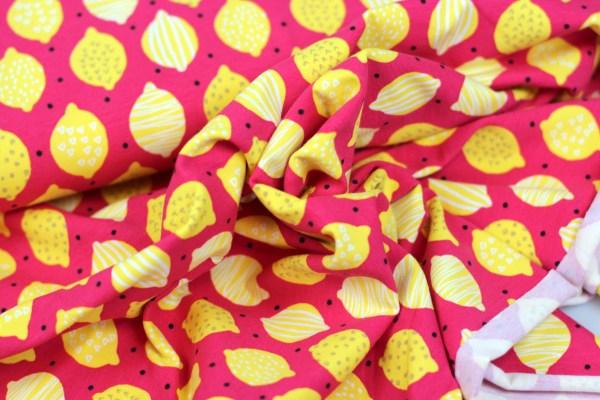 Tricot met citroenen