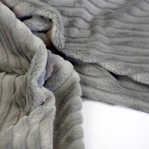 Beautiful Grey -imitatie bont