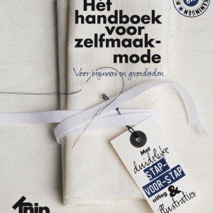 Het handboek voor zelfmaakmode-knipmode