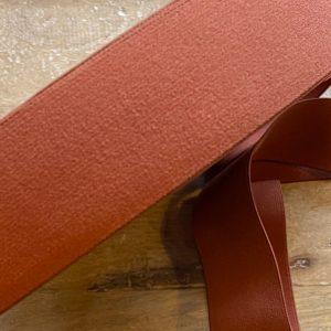 Roest-Zachte elastiek 4cm