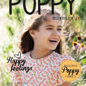 Poppy naaimagazine- editie 14 zomer 2020