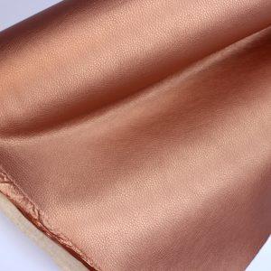 Rosé goud- leder