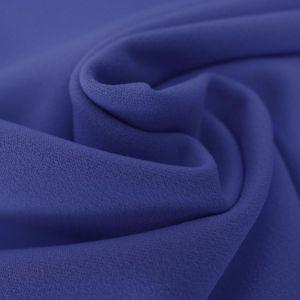 Electric blue – scuba crêpe Coupon 50 cm
