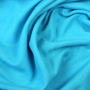 Flash aqua – tricot piqué