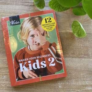 Naaien voor beginners KIDS 2 -La maison Victor