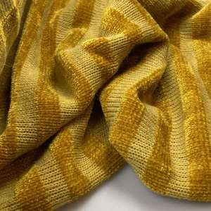 Autumn yellow- sweater knit