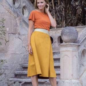 Cora shirt en rok voor dames en tieners- bel'Etoile