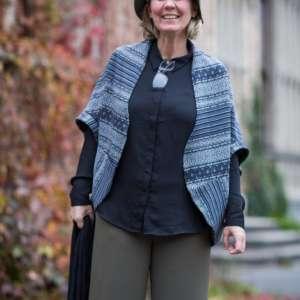 Elodie-jacquard tricot