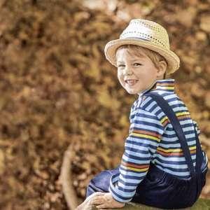Jersey stripes- katoen tricot