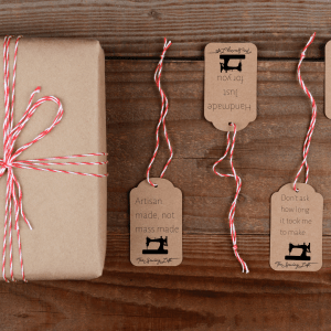 Handmade cadeau labels -GRATIS download