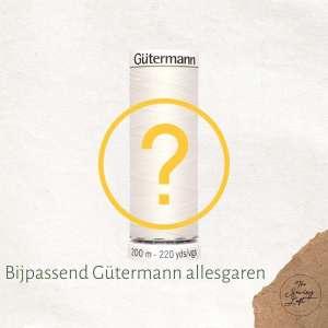 Bijpassend Gütermann allesnaaigaren