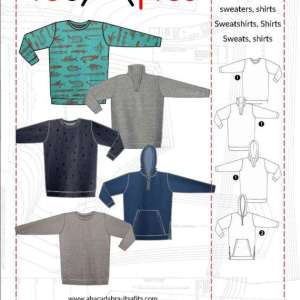 Mannen Sweaters en T-shirts – It's a fits #1100