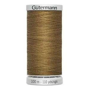 887 bruin- Gütermann Super sterk naaigaren 100m