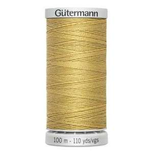 geel 893- Gütermann Super sterk naaigaren 100m