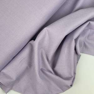 Lavender gray- Linnen stretch COUPON 1m18