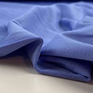 Dark Pastel Blue – Pure bamboo tricot