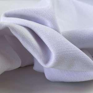 Fresh White- denim stretch