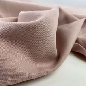 Pale Chestnut Pink – Sandwashed viscose