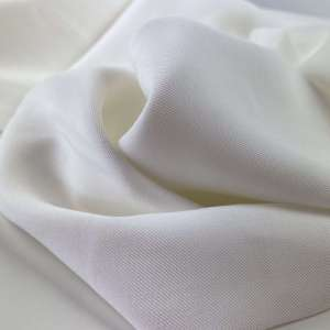 White- Sandwashed viscose