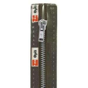 Deelbare metaalrits 55cm off zwart 881