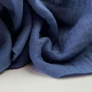Jean blue- tetra katoen mousseline