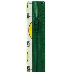 Broek rits 15cm groen col 422