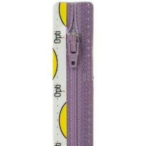 Broek rits 15cm Lavender col 187