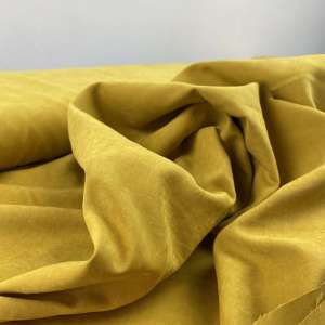 Harvest Yellow – Cupro