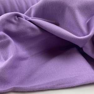 Lila- organisch katoen tricot