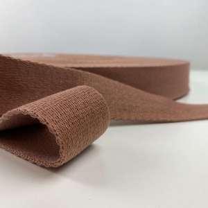 Tassenband zalm 40 mm